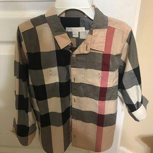 Burberry Shirts & Tops - Boys shirt